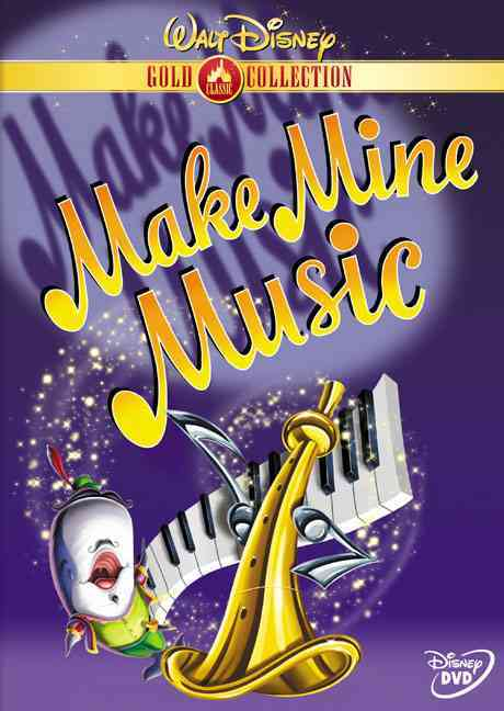 MAKE MINE MUSIC:GOLD COLLECTION BY EDDY,NELSON (DVD)